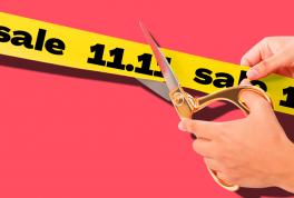11 ноября: распродажа в магазинах-партнёрах сервиса Backit