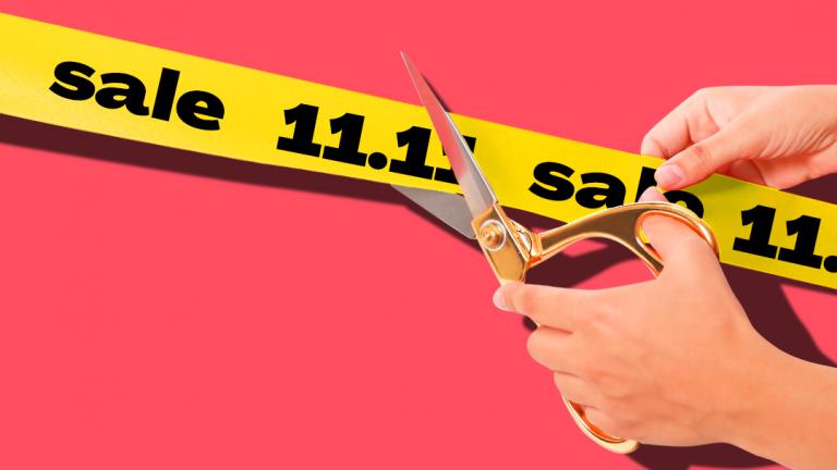 распродажа 11.11
