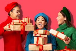Идеи подарков на Новый год 2020 для родственников, друзей и коллег
