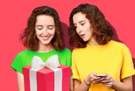 Что подарить сестре на день рождения: лучшие идеи