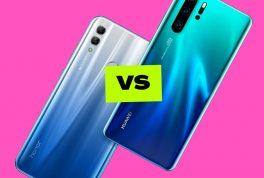Какой телефон лучше: Huawei или Honor - обзор от Backit